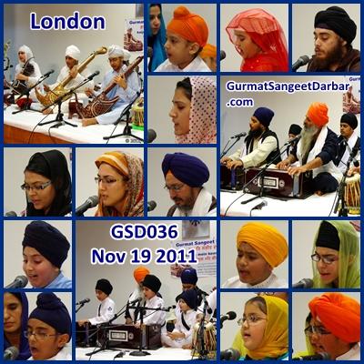 GSD036 Album Cover